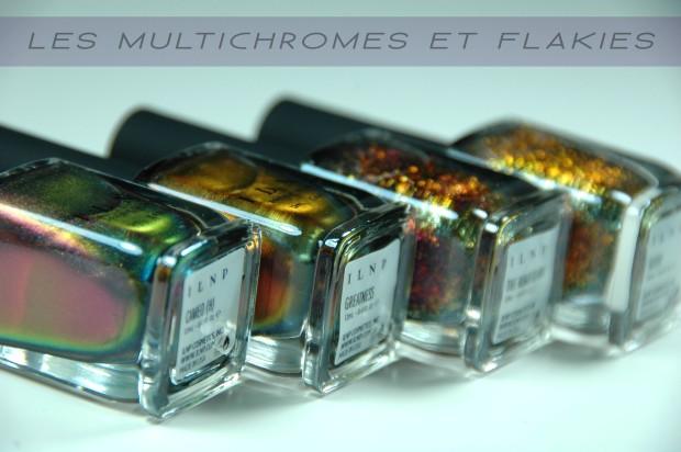 Multichromes et flakies